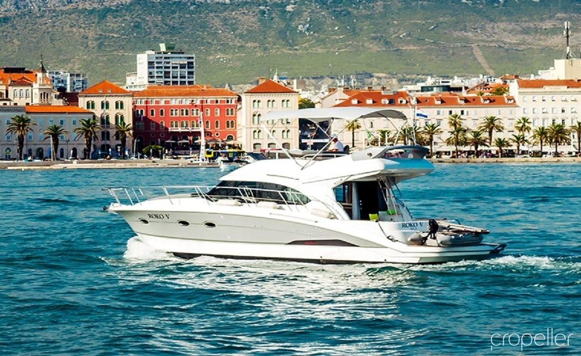Beneteau Antares 42 Boat Charter Yacht Charter Service In Croatia